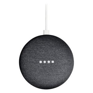Smart Home Google Nest Mini Preto   R$225