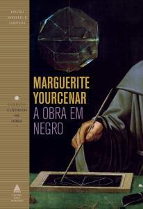 Livro - A Obra em Negro (capa dura) | Coleção Clássicos de Ouro