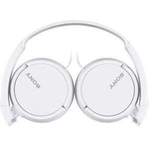 Fone de Ouvido Sony MDR-ZX110 Headphone Dobrável Branco