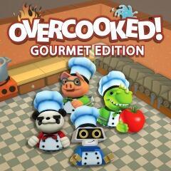 Overcooked (edição com DLCs) - R$24