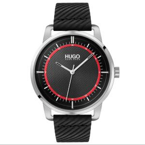 Relógio Hugo Boss Masculino Borracha Preta - 1530098