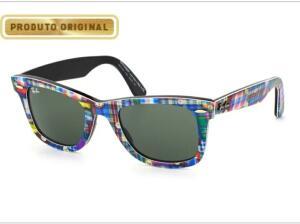 Óculos de sol Ray Ban Wayfarer Cosmo