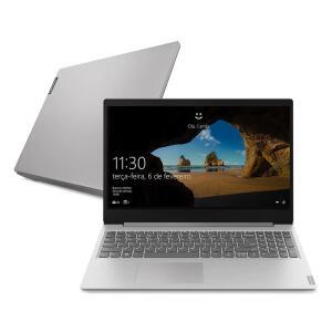 "Notebook Lenovo AMD Ryzen 5-3500U 8GB 1TB Tela 15.6"" Windows 10 Ideapad S145"