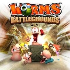 Worms™ Battlegrounds PS4 - PSN