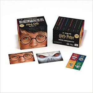 Box Harry Potter Comemorativo 20 Anos - R$ 315
