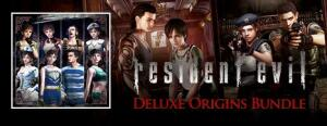 Resident Evil Deluxe Origins Bundle | R$ 20