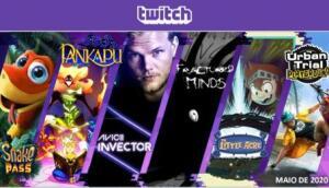 Twitch Prime (Maio de 2020)