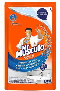 [PRIME] Limpador Mr. Músculo - 800ml - Refil