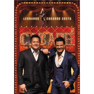 DVD Leonardo & Eduardo Costa - Cabaré