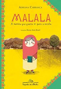 eBook - Malala, a menina que queria ir para a escola