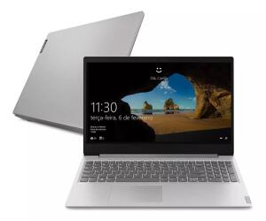 Notebook Lenovo Ideapad S145 R7-3700u R$ 3539