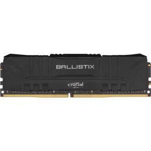 Memória DDR4 Crucial Ballistix Sport Lt, 8GB, 3000MHz, Black
