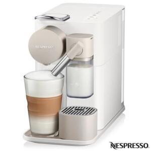 Cafeteira Nespresso Lattissima One Branca para Café Espresso - F111-BR