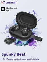 Fone de Ouvido Tronsmart Spunky Beat com Bluetooth 5.0 - R$123