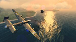 GRÁTIS Game Warplanes: WW2 Dogfight - PC
