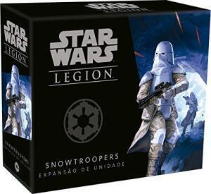 Wave 1 - Snowtroopers - Expansão De Unidade, Star Wars Legion   R$73