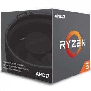 Processador AMD Ryzen 5 2600 | Cooler Wraith Stealth | Cache 19mb 3.4ghz (3.9ghz max turbo)