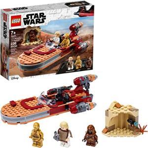 LEGO Star Wars O Landspeeder de Luke Skywalker | R$180