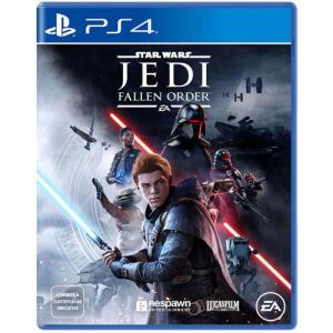 (Marketplace) Jogo Star Wars Jedi Fallen Order - PS4 Game | R$99