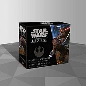 Wave 3 - Guerreiros Wookie - Expansão, Star Wars Legion Galápagos | R$110