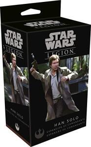Wave 2 - Han Solo - Expansão De Comandante, Star Wars Legion | R$40
