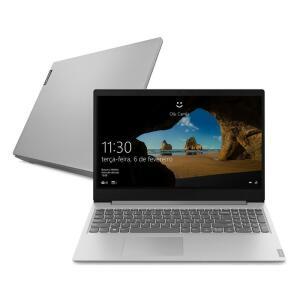 "Notebook Lenovo Ideapad S145 Celeron Dual Core 4GB 500GB Tela 15.6"" Windows 10   R$1699"