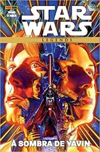 HQ | Star Wars Legends. À Sombra de Yavin - R$73