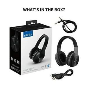 [PRIME] Edifier W800BTBK - Fone de Ouvido Bluetooth, Preto
