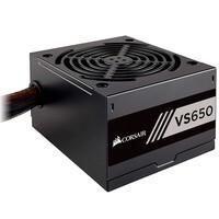 Fonte Corsair 650W 80 Plus White VS650 - CP-9020172   R$ 390