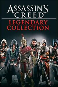 Assassin's Creed Legendary Collection de (R$600,00) por R$198