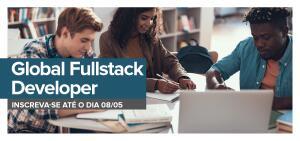 (10.000 bolsas) Bootcamp Desenvolvedor Full Stack