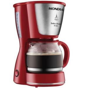Cafeteira Mondial Dolce Arome 18 Xícaras 550W - C-35-18X - R$63