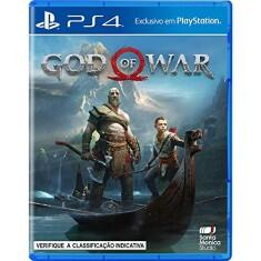 Jogo God of War PS4 - R$28