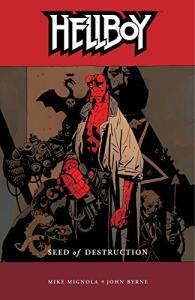 eBook - Hellboy Volume 1: Seed of Destruction (English Edition)