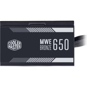 Fonte Cooler Master MWE V2 650W, 80 Plus Bronze, PFC Ativo | R$390