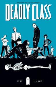 eBook - Deadly Class #1 (English Edition)