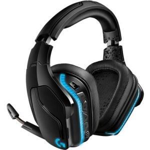 Headset Gamer Logitech G935, Sem Fio, RGB, Som Surround 7.1, Drivers Pro-G de 50mm   R$ 700