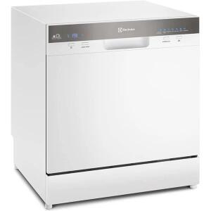 Lava-Louças Electrolux Branca 8 Serviços LL08B | R$1.619