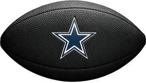 [Prime] Bola Futebol Americano Nfl Team Logo Jr Dallas Cowboys, Wilson R$ 60
