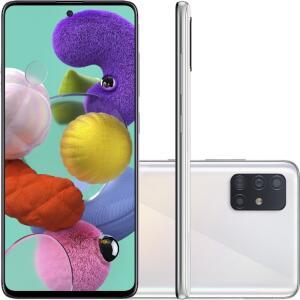 [R$1575 com Ame] Smartphone Samsung Galaxy A51 - R$1749