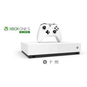 Console Xbox One S All Digital 1TB branco