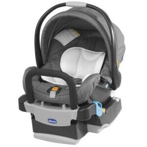 Bebê Conforto com Base - Keyfit - Grafite - Chicco R$ 899