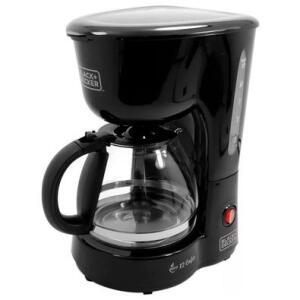 Cafeteira Black + Decker 12 Cafés 600W 220V - CM120 - R$45