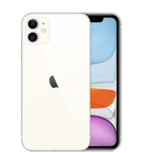 iPhone 11 branco 64gb, R$1950