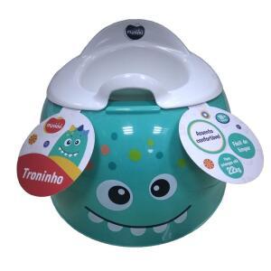 Troninho Infantil - Verde - Minimi - R$24