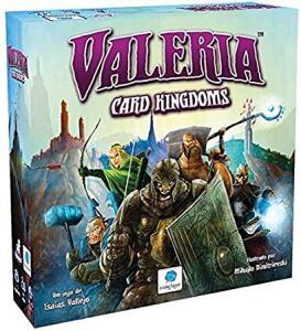 Valeria Card Kingdoms Jogo da Cartas Conclave Editora | R$250