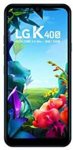 Smartphone LG K40S - Azul R$ 749