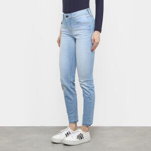 Calça Jeans Skinny Sommer Estonada Feminina | R$71