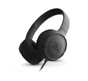 Headphone JBL Tune 500 preto c/ FIO