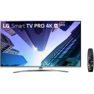 "[Empresas] Smart TV LG 55"" 55UM761C UHD 4K 120HZ + Controle Smart Magic | R$2.165"